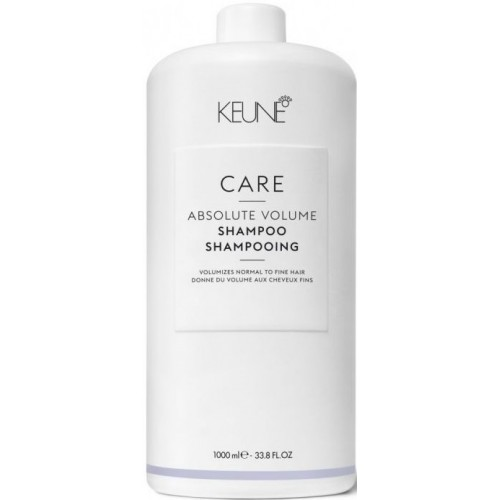 Absolute Volume Shampoo - Keune - 1000 ml