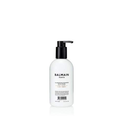 Balmain Illuminating Shampoo White Pearl Sampon Alb Perlat 300ml