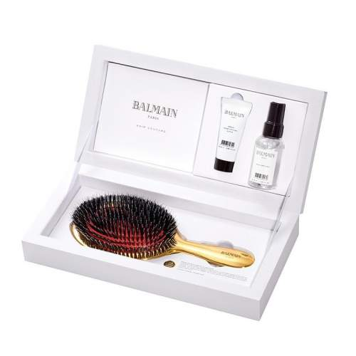 Balmain Golden Spa Brush Perie Spa Aurie