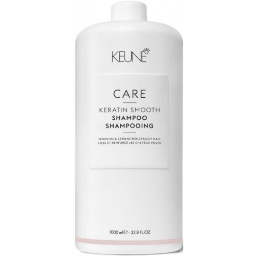 Keratin Smooth Shampoo - Keune - 1000 ml