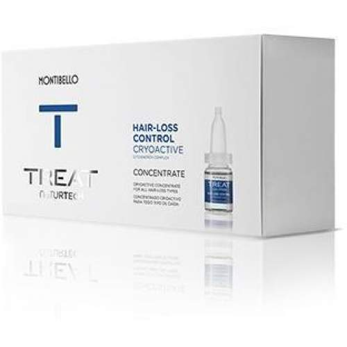 Montibello Treat Nt Hair-Loss Cryo Concentrate 10X7ml - Tratament Concentrat Impotriva Caderii Parului