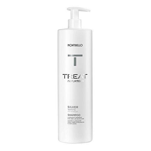 Montibello Treat Nt Silver White Shampoo 1000ml - Sampon Argintiu